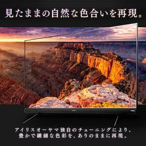 地デジBSCS4Kテレビ液晶テレビリビング声音声音声操作TV音声操作4K対応液晶テレビ49インチブラック49UB28VCアイリスオーヤマ