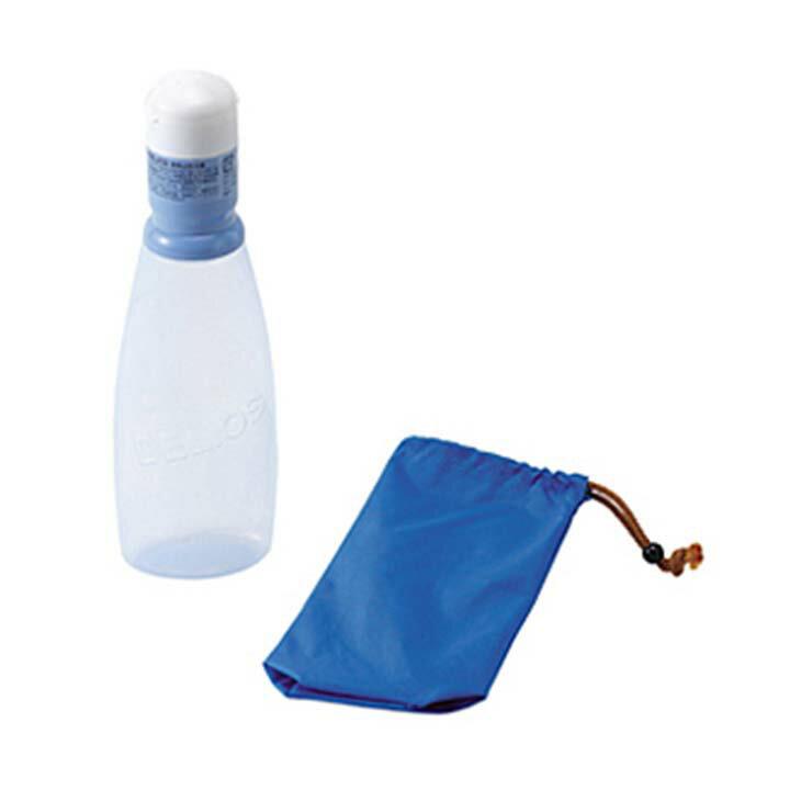 LLL 携帯浄水器DX 82100155清潔用水 簡単操作 アウトドア キャンプ ロゴス 【D】
