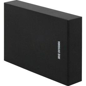 テレビ録画用 外付けハードディスク 3TB HD-IR3-V1 ブラック ハードディスク HDD 外付け テレビ 録画用 録画 縦置き 横置き 静音 コンパクト シンプル LUCA ルカ レコーダー USB 連動 アイリスオーヤマ [cpir]液晶テレビ 一人暮らし