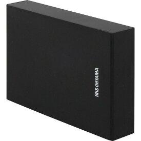 テレビ録画用 外付けハードディスク 4TB HD-IR4-V1 ブラック ハードディスク HDD 外付け テレビ 録画用 録画 縦置き 横置き 静音 コンパクト シンプル LUCA ルカ レコーダー USB 連動 アイリスオーヤマ [cpir]液晶テレビ 一人暮らし