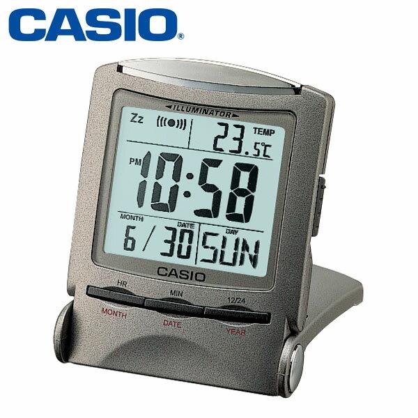 カシオ 目覚まし時計 PQ-50J-8 CACIO 【D】【HD】【時計 ブランド 置時計 アラーム 新生活 卓上】 送料無料