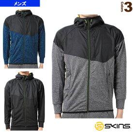 [スキンズ オールスポーツ アンダーウェア]スウェットジャケット/メンズ(SAS3651)
