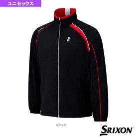 [スリクソン テニス・バドミントン ウェア(メンズ/ユニ)]ライトジャケット/ユニセックス(SDW-4600)