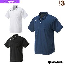 [デサント オールスポーツ ウェア(メンズ/ユニ)]ポロシャツ/ポケット付き/ユニセックス(DTM-4601)