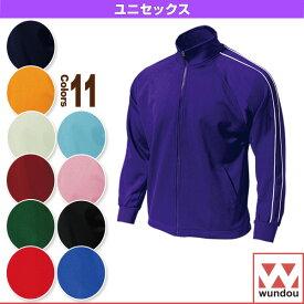 [wundou(ウンドウ) オールスポーツ ウェア(メンズ/ユニ)]パイピングトレーニングシャツ/ユニセックス(P2000)