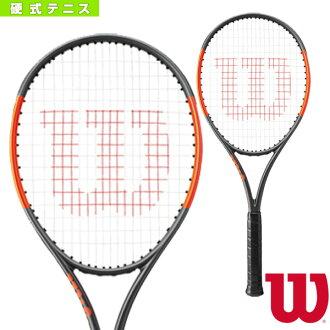 [威尔逊网球球拍,2/2017年早期 100 LS 烧伤/燃烧 100 LS (WRT734510)。
