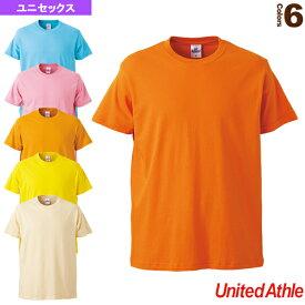 [ユナイテッドアスレ ライフスタイル ウェア(メンズ/ユニ)]4.0オンス プロモーションTシャツ/ユニセックス(5806-01)