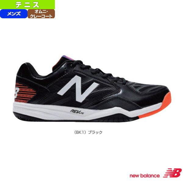 [ニューバランス テニス シューズ]MC100 2E(標準)/オム二・クレーコート用/メンズ(MC100)