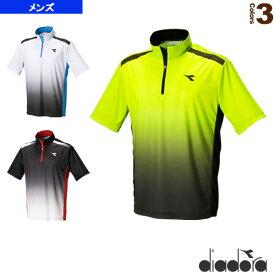 ad134a0d5987c [ディアドラ テニス・バドミントン ウェア(メンズ/ユニ)]TEAM/ゲームシャツ