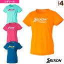 [テニス・バドミントン ウェア(レディース) スリクソン]Tシャツ/レディース(SDL-8723W)