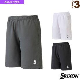 [スリクソン テニス・バドミントン ウェア(メンズ/ユニ)]ゲームショーツ/クラブライン/ユニセックス(SDS-2683)