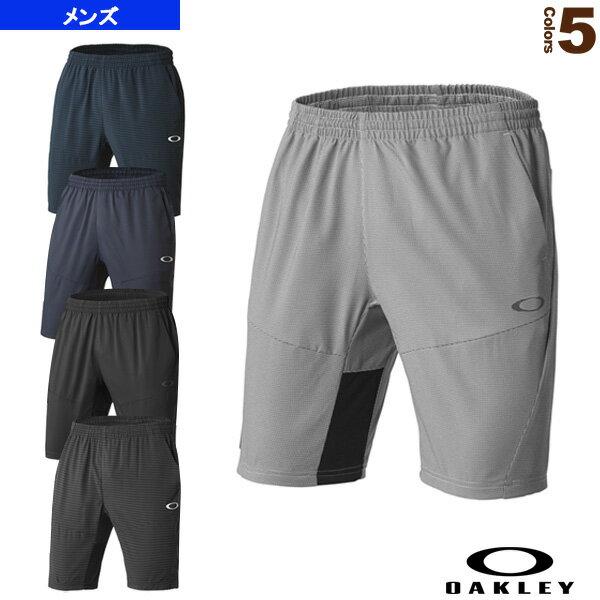 【エントリーでポイント10倍!(要スマホからエントリー)3月1日10時まで】[オークリー オールスポーツ ウェア(メンズ/ユニ)]ENHANCE DOUBLE CLOTH SHORTS.QD 7.0/クロスショートパンツ/メンズ(442286JP)