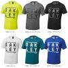 [Oakley oar sportswear (men's / uni-)] ENHANCE TECHNICAL QD TEE.17.02/ short sleeves T-shirt / men (456678JP)