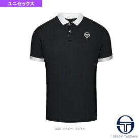 [セルジオタッキーニ テニス・バドミントン ウェア(メンズ/ユニ)]CLUB TECH POLO/ポロシャツ/TECH-MANシリーズ/メンズ(36848)