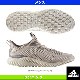 [Adidas running shoes] Alpha BOUNCE EM/ men (BB9041)