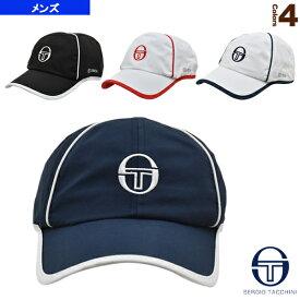 [セルジオタッキーニ テニス アクセサリ・小物]CLUB TECH CAP/クラブテックキャップ/メンズ(36837)