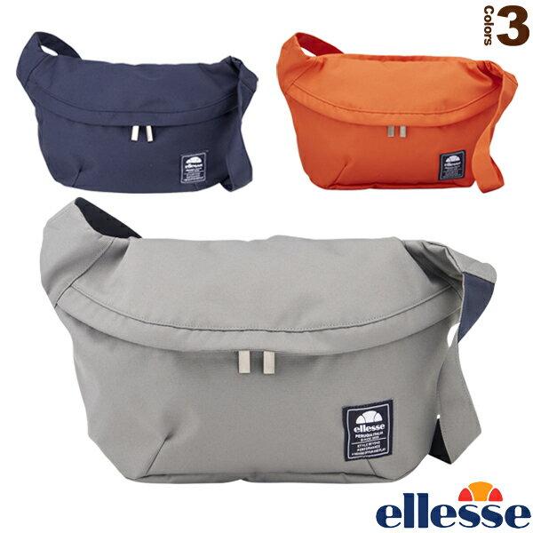 [エレッセ テニス バッグ]コーデュラ ボディバッグ/Cordura Body Bag(EAC6811)