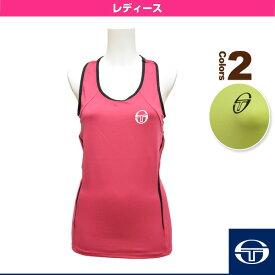 [セルジオタッキーニ テニス・バドミントン ウェア(レディース)]EVA TANK TOP/エヴァ タンクトップ/レディース(36883)
