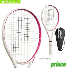 [プリンス テニス ラケット]SIERRA 100/シエラ 100(7TJ072)硬式テニスラケット硬式ラケット