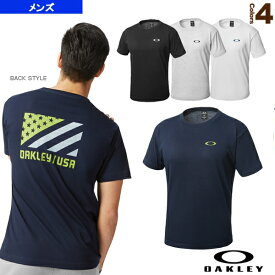[オークリー オールスポーツ ウェア(メンズ/ユニ)]ENHANCE TECHNICAL TC TEE.18.02/半袖Tシャツ/メンズ(457171JP)