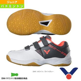[小维克多羽毛球商品]小A500JR/羽毛球鞋/(A500JR)