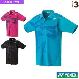 [ヨネックス テニス・バドミントン ウェア(メンズ/ユニ)]ゲームシャツ/スタンダードサイズ/ユニセックス(10272)