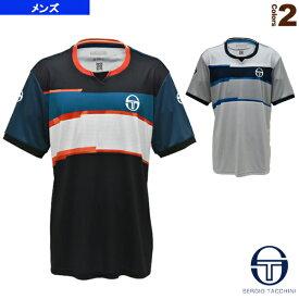 [セルジオタッキーニ テニス・バドミントン ウェア(メンズ/ユニ)]US OPEN/EKLIPS T-SHIRT/エクリプス Tシャツ/メンズ(37653)