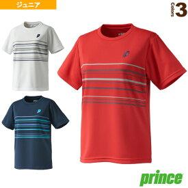 [プリンス テニス・バドミントン ウェア(メンズ/ユニ)]ジュニアゲームシャツ(WJ103)