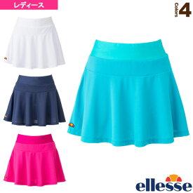 [エレッセ テニス・バドミントン ウェア(レディース)]クールドットスカート/Cool Dot Skirt/レディース(EW29107)