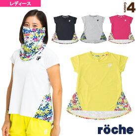 [ローチェ(roche) テニス・バドミントン ウェア(レディース)]ゲームシャツ/レディース(R9S34V)