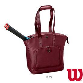 [ウィルソン テニス バッグ]WOMENS TOTE PR/ラケット2本収納可/レディース(WRZ868997)