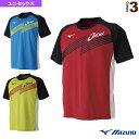[ミズノ テニス・バドミントン ウェア(メンズ/ユニ)]JAPANTシャツ/ソフトテニス日本代表応援/ユニセックス(62JA9…