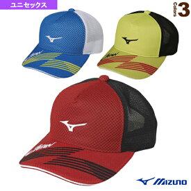 [ミズノ ソフトテニス アクセサリ・小物]JAPANキャップ/ソフトテニス日本代表応援/ユニセックス(62JW9X03)