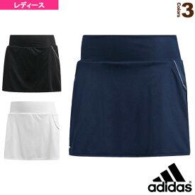 [アディダス テニス・バドミントン ウェア(レディース)]TENNIS CLUB SKIRT/テニスクラブスカート/レディース(FVX01)