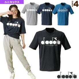 [ディアドラ オールスポーツ ウェア(メンズ/ユニ)]ロゴTシャツ/ユニセックス(DGC9515)