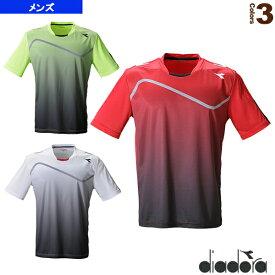 [ディアドラ テニス・バドミントン ウェア(メンズ/ユニ)]コンペティションシャツ/メンズ(DTG9320)