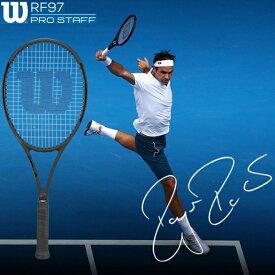 [ウィルソン テニス ラケット]PRO STAFF RF97 Autograph/プロスタッフ RF97 オートグラフ(WRT73141S)2019年モデル