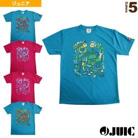 [ジュウイック 卓球 ウェア(メンズ/ユニ)]ドリームT トロピカルバージョン/ジュニア(5544)