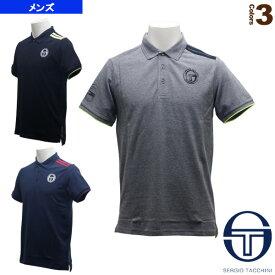 [セルジオタッキーニ テニス・バドミントン ウェア(メンズ/ユニ)]MONTE-CARLO/NEW IELIN POLO/ポロシャツ/メンズ(SGT-38488)