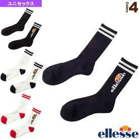 [エレッセ ライフスタイル ウェア(メンズ/ユニ)]レギュラーリブソックス/Regular Rib Socks/ユニセックス(EAE0902)