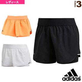 [アディダス テニス・バドミントン ウェア(レディース)]TENNIS CLUB SHORT/テニスクラブショーツ/レディース(FRO16)