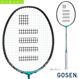 [ゴーセン バドミントン ラケット]GUNGNIR 08S/グングニル 08S(BGG08S)