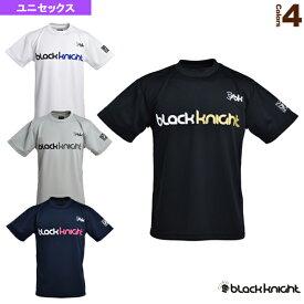 [ブラックナイト テニス・バドミントン ウェア(メンズ/ユニ)]BK Tシャツ/bk180/プラクティスTシャツ/ベーシックモデル/ユニセックス(T-0180)