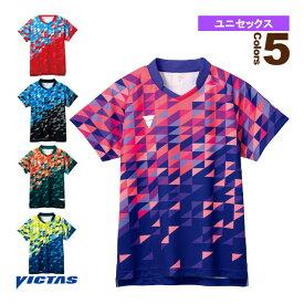 [ヴィクタス 卓球 ウェア(メンズ/ユニ)]V-GS220/ゲームシャツ/ユニセックス(512101)