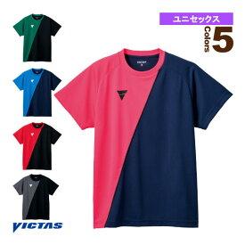 [ヴィクタス 卓球 ウェア(メンズ/ユニ)]V-TS230/プラクティスシャツ/ユニセックス(532101)