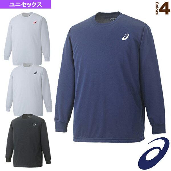 [アシックス オールスポーツ ウェア(メンズ/ユニ)]ロングスリーブシャツ/ユニセックス(XA102N)