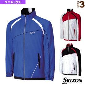 [スリクソン テニス・バドミントン ウェア(メンズ/ユニ)]TEAM LINE/ウインドジャケット/ユニセックス(SDW-4550)テニスウェア男性用