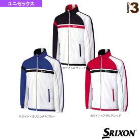 [スリクソン テニス・バドミントン ウェア(メンズ/ユニ)]TEAM LINE/ウインドジャケット/ユニセックス(SDW-4551)テニスウェア男性用