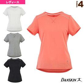 [ダンスキン ランニング ウェア(レディース)]Tシャツ/レディース(DB76113)