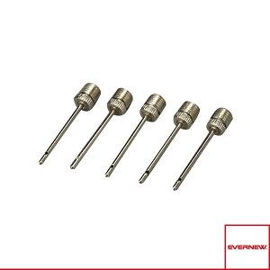 [エバニュー オールスポーツ 設備・備品]エアーポンプ用長針/EKD259用 5本入(EKD258)